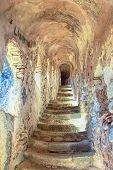 Citadel Of Bonifacio - Picturesquecapital Of Corsica, France