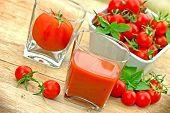 picture of juices  - Tomato juice  - JPG