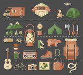 image of trailer park  - Hiking - JPG