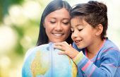 image of geography  - family - JPG