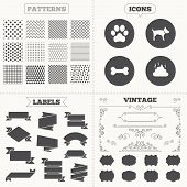 picture of defecate  - Seamless patterns - JPG