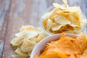 picture of nachos  - fast food - JPG