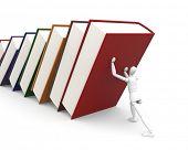 Sob o peso do conhecimento