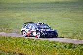 Auto Racing rally