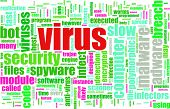 Virus Computer Security Focus as a Background