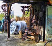 Metal Workshop in Adobe Village
