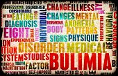 picture of bing  - Bulimia Nervosa Eating Disorder as a Concept - JPG