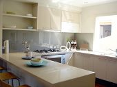 Soleado cocina