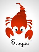 Zodiac signs / icons - scorpio