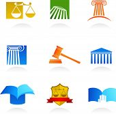pic of cap gun  - Vector law icons and elements - JPG