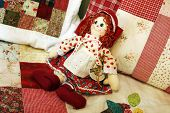 Patchwork Doll
