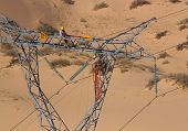 High Tension Workers