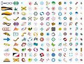 Large Set Of Symbol