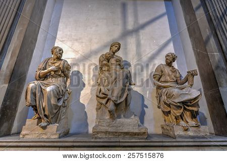 Medici Chapel Florence Italy