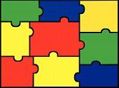 Fondo de Jigsaw