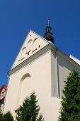 Church of Sts. Joseph in Sandomierz, Poland.