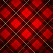 Wallace Tartan. schottischer plaid