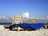 Beach Chaise Lounges
