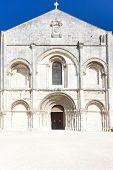 Aux Dame Abbey, Saintes, Poitou-Charentes, France