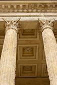Ancient Corinthian Columns