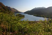 Glenfinnan And Loch Shiel - Place Of Hogwarts In The Harru Potter Films
