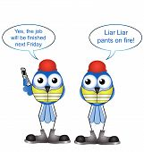 Workers liar