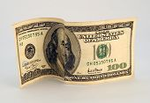 American Money 100 One Hundred Dollar Bill