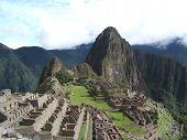 Ruïnes van Machu Picchu