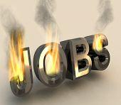 Burning Job.