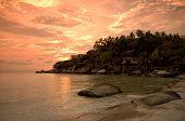 Sunset At Ko Thao, Thaialnd