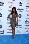 LOS ANGELES -  MAY 19:  Shaun Robinson arrives at the Billboard Music Awards 2013 at the MGM Grand Garden Arena on May 19, 2013 in Las Vegas, NV