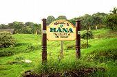 Welcome To Hana