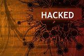 Hacked Security Alert