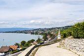 Pully, Lake Of Geneva (switzerland)