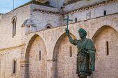 Roman Emperor Statue