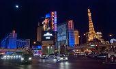 Las Vegas, Usa -  Las Vegas Boulevard