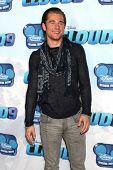 LOS ANGELES - DEC 18:  Luke Benward at the Premiere Of Disney Channel's