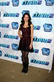LOS ANGELES - DEC 18:  Victoria Moroles at the Premiere Of Disney Channel's