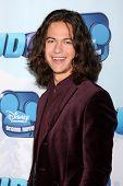 LOS ANGELES - DEC 18:  Dillon Lane at the Premiere Of Disney Channel's