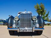1955 Rolls Royce Silver Dawn 4Dr Sedan