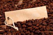 Vignette On Coffee Beans