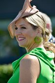 Dutch Queen Maxima
