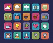 Pixel Icons.