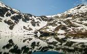 Lac De Melo In Corsica