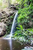 Mon Tha Than Waterfall In Doi Suthep - Pui National Park, Chiang Mai  Thailand