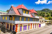 Jivan Imports building one of icon of Seychelles's heritage