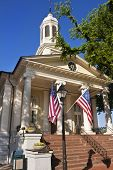 Warrenton Virginia courthouse