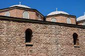 Exterior Walls And Towers Of Topkapi Palace