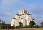 Vladimirsky Cathedral in Chersonese