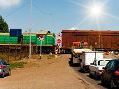 Moving Railway